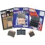 EBC Organic Brake Pads FA47 by EBC Brakes