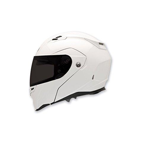 Bell Revolver Evo White Modular Helmet M