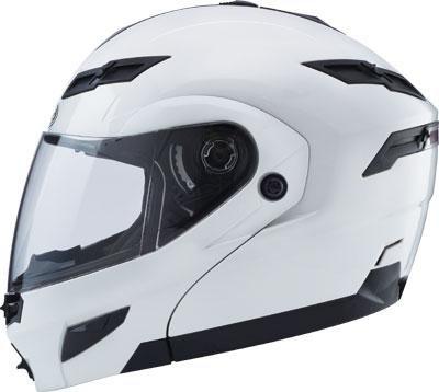 GMAX GM54S Pearl White Modular Helmet M