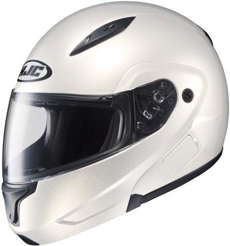 HJC CL-MAX II Pearl White Modular Helmet 2XL