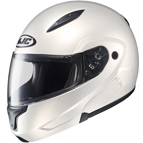 HJC CL-MAX II Pearl White Modular Helmet - 3X-Large