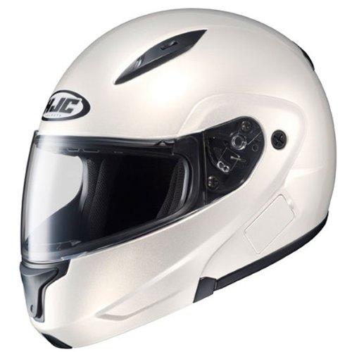 HJC CL-MAX II Pearl White Modular Helmet - 5X-Large