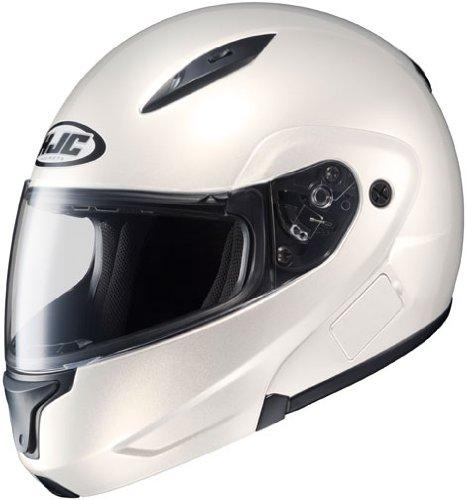 HJC CL-MAX II Pearl White Modular Helmet 5XL