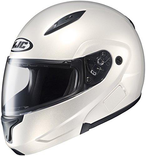HJC CL-MAX II Pearl White Modular Helmet XS