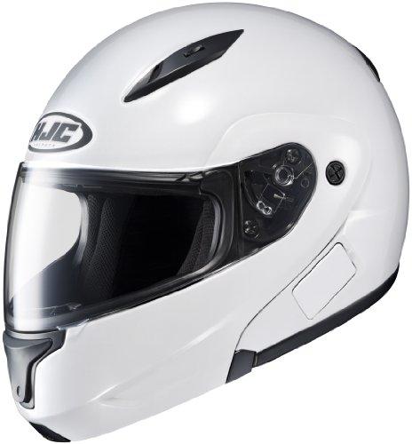 HJC CL-MAX II White Modular Helmet 2XL