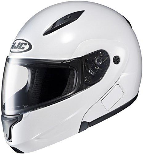 HJC CL-MAX II White Modular Helmet 4XL