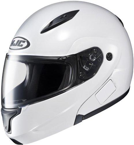 HJC CL-MAX II White Modular Helmet 5XL