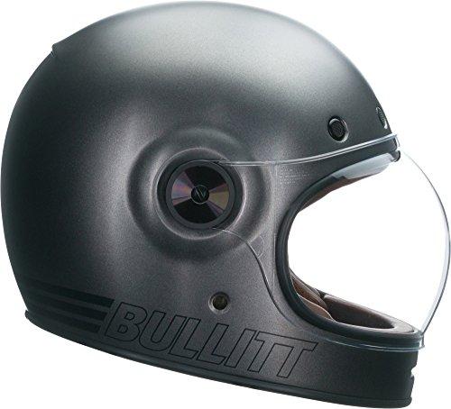 Bell Bullitt Classic Helmet - Matte Metallic Titanium - XX-Large