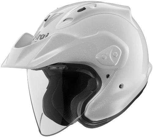 Arai CT-Z Diamond White Open Face Helmet S