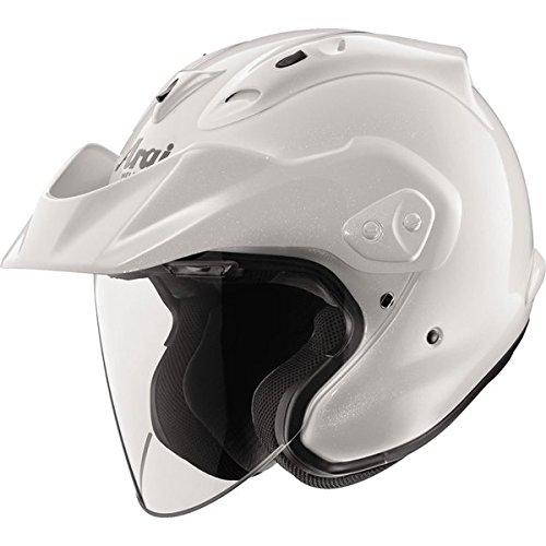 Arai CT-Z Diamond White Open Face Helmet XS
