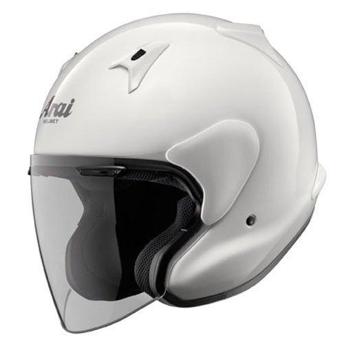 Arai XC Diamond White Open Face Helmet - Medium