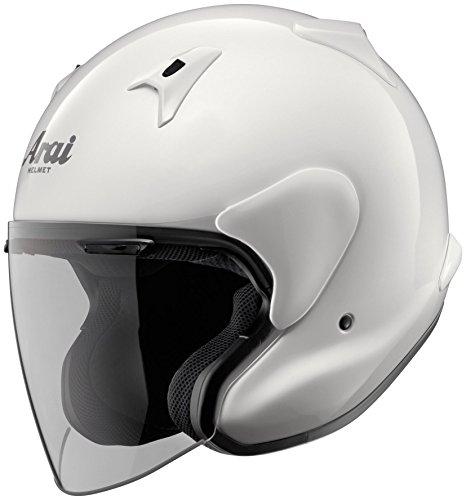 Arai XC Diamond White Open Face Helmet XL