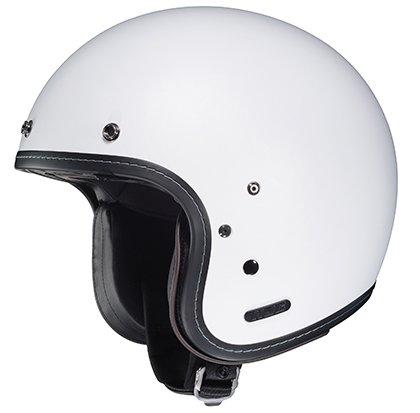 HJC IS-5 White Open Face Helmet - X-Large