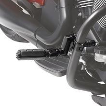 VICTORY MOTORCYCLE BLACK HIGHWAY PEGS 2874837-266