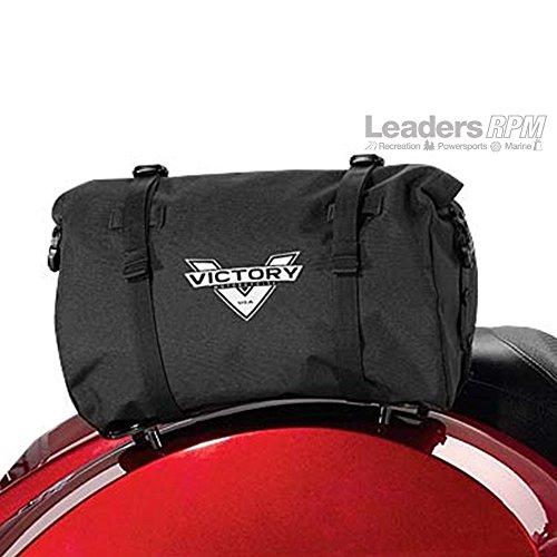 Victory Motorcycle New OEM Cross Bike Saddle Duffel Bag Set HardBall 2879368