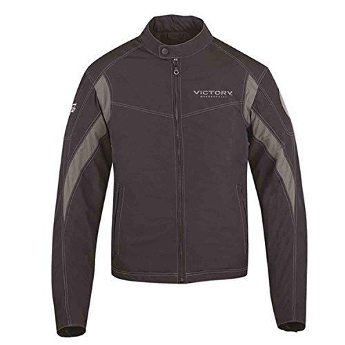 Victory Motorcycle New OEM Mens Black Octane Riding Jacket Large 286745506