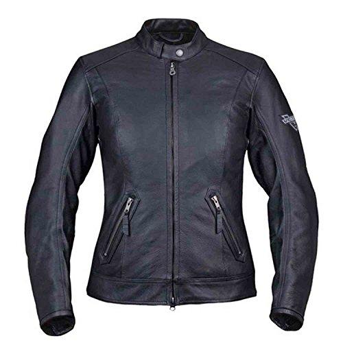 Victory Motorcycle Womens Sonora Jacket - Black Leather - Medium