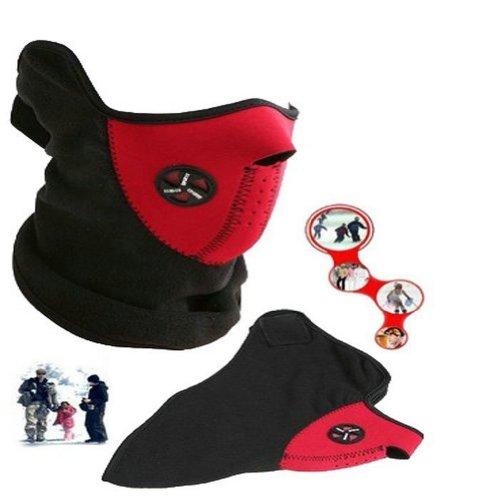 Bike Motorcycle Ski Snowboard Sport Neck Warmer Face Mask Winter Protective Gear