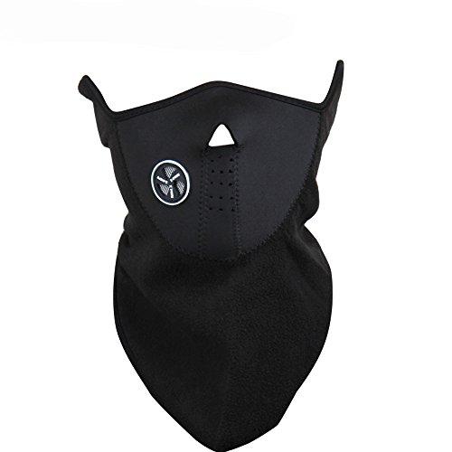 Wowowo® Neoprene Winter Neck Warm Face Mask Veil Sport Motorcycle Ski Bike Biker