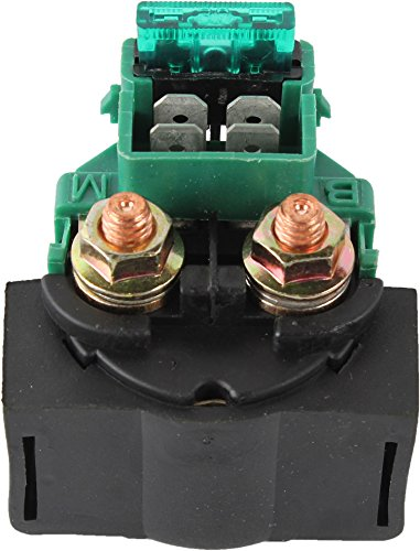 DB Electrical SMU6142 New Remote Solenoid for Arctic Cat ATV 450 XC Honda Motrcycle CB400F CBR1000F CBR600F GL1500 VF700C VT600C Kawasaki ZX100 ZX1100 Ninja Kymco Scooter Xciting 250 35850-MK3-671