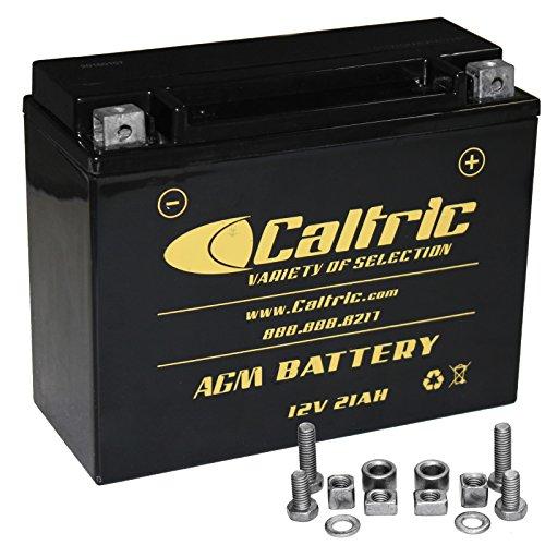 CALTRIC AGM BATTERY Fits HONDA GL1200 GL-1200 GL1200A GL1200I GL1200L GL1200SEI 1984-1987