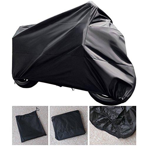XXL-B Motorcycle Cover For Honda Goldwing GL 1000 1100 1200 UV Dust Prevention