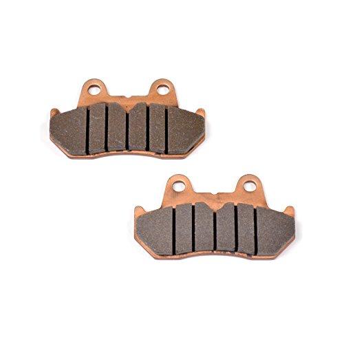 Honda GL1500 Goldwing 1500 88-89 Rear Performance Brake Pads by Niche Cycle Supply