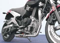Jardine 18-5602-123-02 Aluminum Full Exhaust System