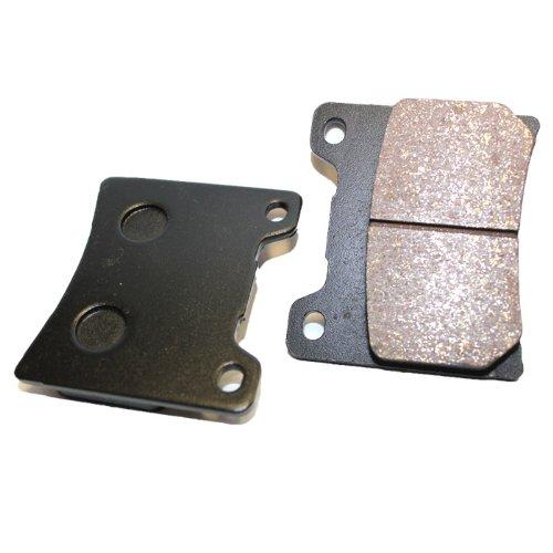 Caltric REAR BRAKE Pads Fits YAMAHA V-MAX 1200 VMX12 VMX 12 VMX1200 VMX 1200 1985-2007 REAR BRAKE Pads