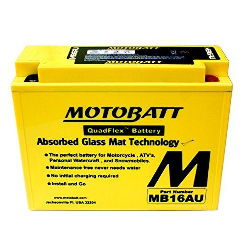 NEW Motobatt Battery For Yamaha V Max VMX1200  Virago XV700 XV750 Motorcycles