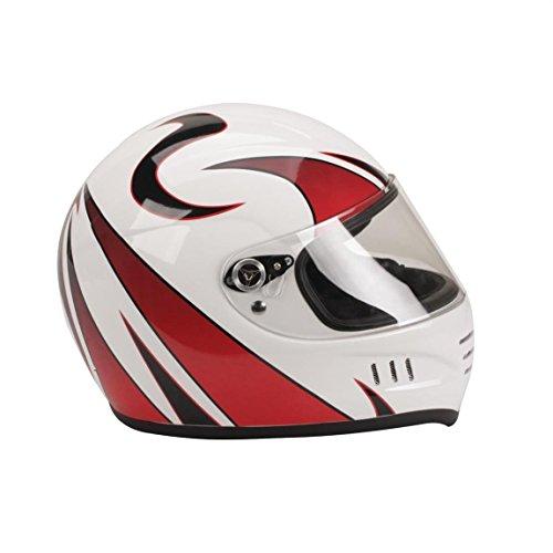 Apex Orange Helmet GraphicsDecals-Glossy-Easy Application-Racing