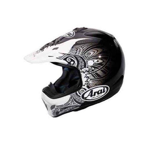 Arai VX Pro 4 Barcia Black Orange Helmet size Small