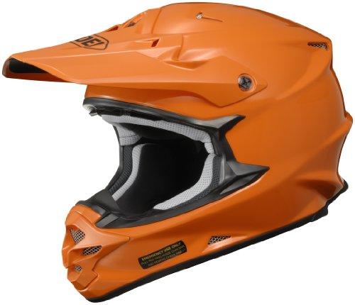 Shoei VFX-W Pure Orange Helmet Small