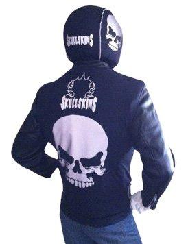 SkullSkins Skulls Reflective Motorcycle Jacket Vest XXX-Large