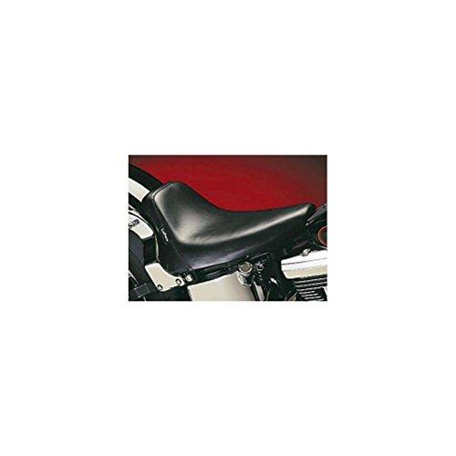 Le Pera Bare Bones Smooth Solo Seat with Biker Gel LGK-001