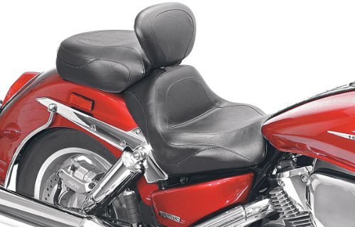 MUSTANG SPORT TOURING SEAT WITH BACKREST HONDA VTX1800C 02-08