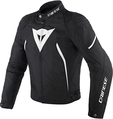 Dainese Avro D2 Womens Textile Jacket BlackBlackWhite 46 Euro
