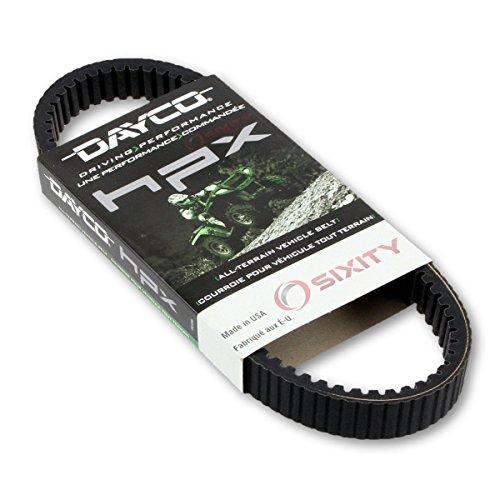 1995-1998 Polaris Magnum 425 2x4 Drive Belt Dayco HPX ATV OEM Upgrade Replacement Transmission Belts