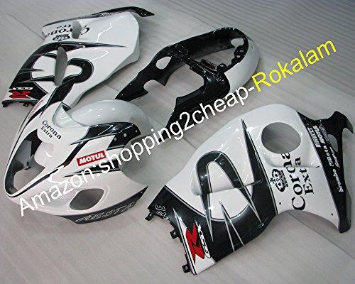 Hot SalesFor SUZUKI GSXR1300 1999 2000 2001 2002 2003 2004 2005 2006 2007 GSXR-1300 99 01 03 05 07 GSX-R1300 corona extra ABS Motorcycle Fairing Injection molding