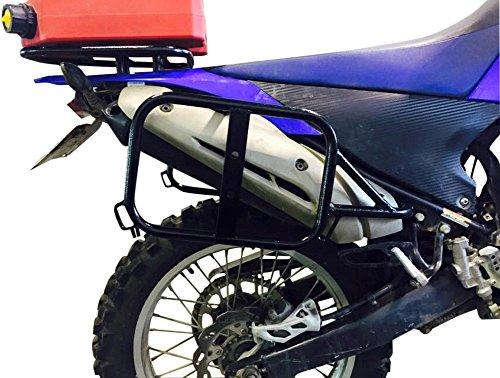 Yamaha WR250R  X Dirtracks heavy duty side racks for soft luggage