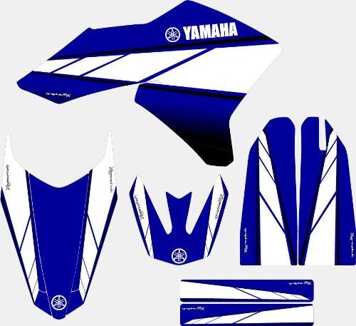 Yamaha WR250X WR250R Retro graphics kit