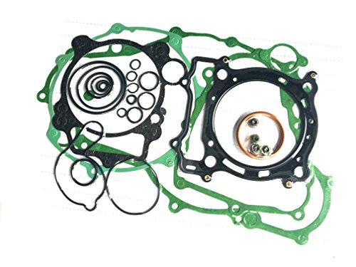 Complete Engine Rebuild Gasket Gaskets Seal O-ring Kit Set for Yamaha YFZ 450