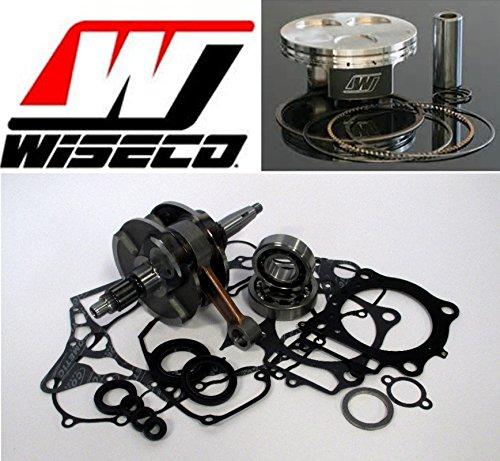 Crankshaft Complete Bottom End Kit with Wiseco Piston 95mm 1141 Piston for Yamaha YFZ 450 2004-2009 carburetor models
