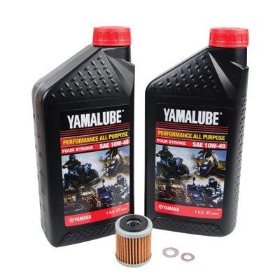 Tusk 4-Stroke Oil Change Kit -Fits Yamaha YFZ 450 2004-2005