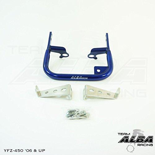 Yamaha YFZ 450 2006-2009 ATV Rear Grab Bar Bumper Blue