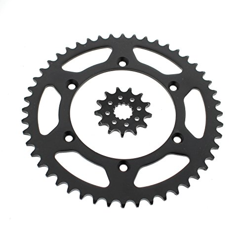 2003 - 2014 Yamaha WR450 F WR 450F 13 Tooth Front and 48 Tooth Rear Sprocket