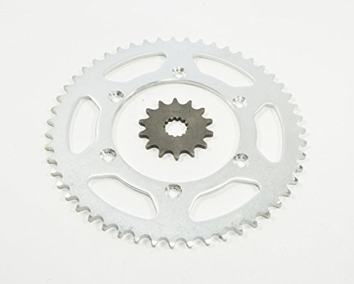 2003 - 2014 Yamaha WR450 F WR 450F 14 Tooth Front 51 Tooth Rear Sprocket
