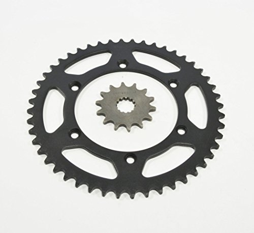 2003 - 2014 Yamaha WR450 F WR 450F 14 Tooth Front and 49 Tooth Rear Sprocket