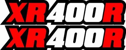 Honda Xr400r Decals Graphics Swingarm Stickers Mx Dirtbike Xr400 Xr 400 400r