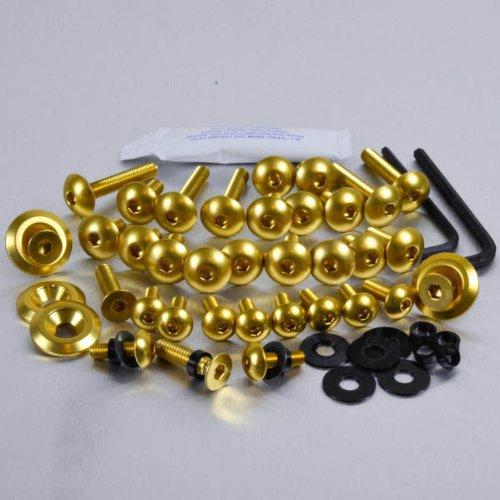 Aluminium Body Panel Kit Suzuki RMZ 450 Gold